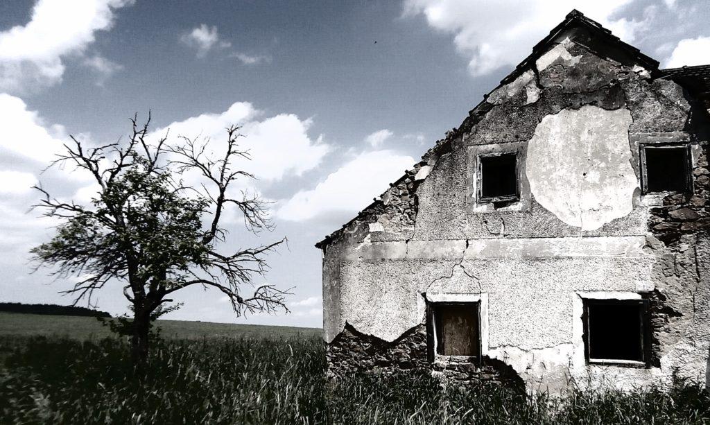 zanikunuté dediny na Šumave